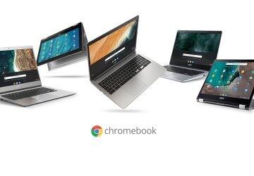Y ahora Chromebooks: claves para elegir bien entre los distintos tipos de ordenador