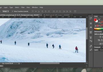 Cuatro programas para editar fotografías y otras imágenes