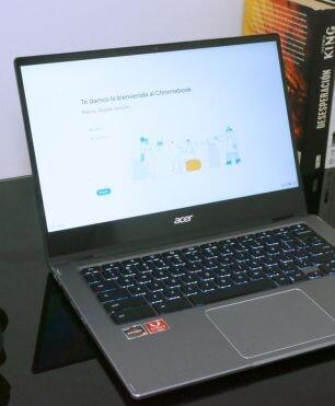 Análisis: Acer Chromebook Spin 514, el Chromebook para los que quieren más