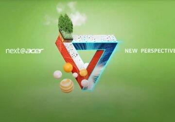 Next@Acer 2021 nos deja portátiles prémium de plástico reciclado, 3D sin gafas y las novedades gaming más potentes