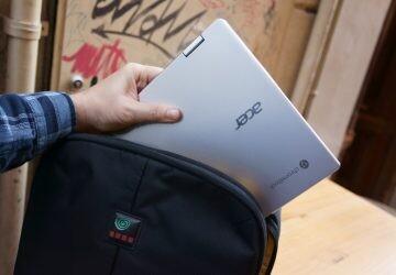 Análisis: Acer Chromebook Spin 513, tu nuevo compañero de clase