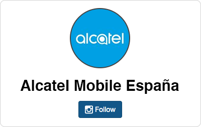 Alcatel en Instagram
