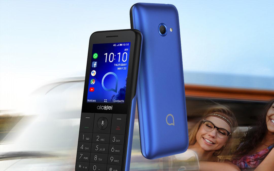 Así suben los teléfonos básicos los peldaños de la eficiencia sin tocar un precio imbatible