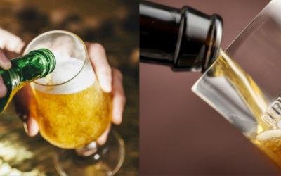 Apariencia y sabores: infografía para aprender a catar cerveza