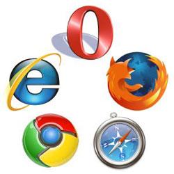 Logos de navegadores