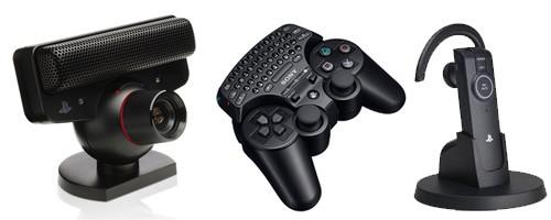 Accesorios PlayStation 3