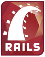 Logo de Ruby On Rails