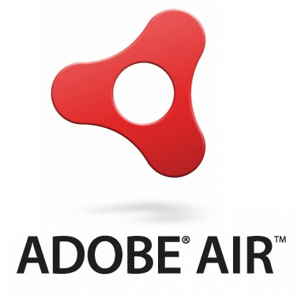 Logo de Adobe AIR