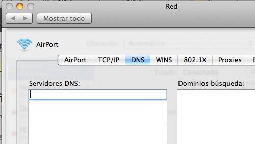 DNS Mac