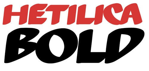 Hetilica Bold