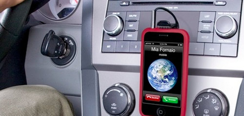 iphone coche