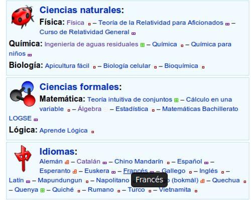 WikiLibros, libros de texto de contenido libre para todos ... - photo#9