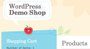 Wordpress free store theme