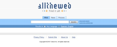 AlltheWeb