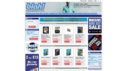 3e1e404573882 Cinco tiendas de productos de ocio en Internet - Nobbot