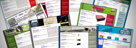 Plantillas gratis HTML