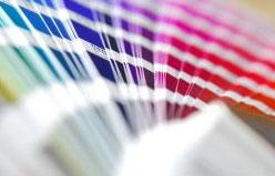 Pantone diseño colores