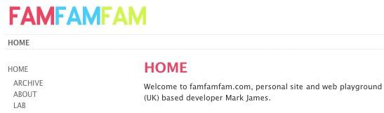 FamFamFam