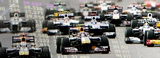 Telemetría F1