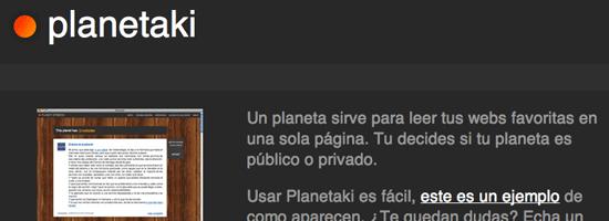 Planetaki
