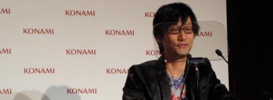 Conferencia Konami TGS 2011