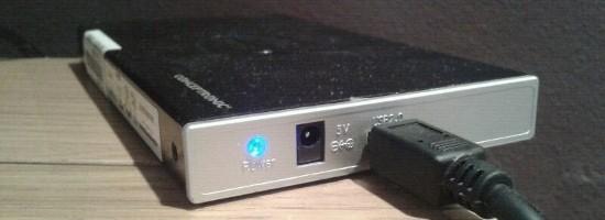 Cómo conectar un disco duro externo a un router