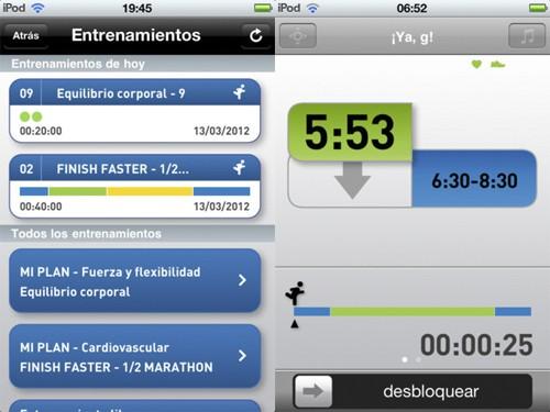 Las mejores aplicaciones de iPhone para hacer ejercicio - Nobbot