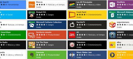 Las diez mejores aplicaciones de la nueva Windows Store