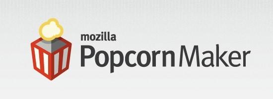 Popcorn Maker, el editor de vídeo online de Mozilla
