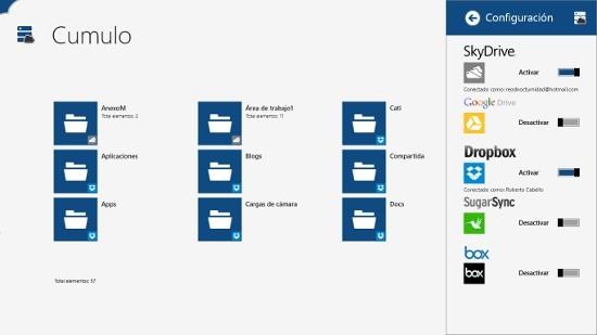 cumulo-configuracion
