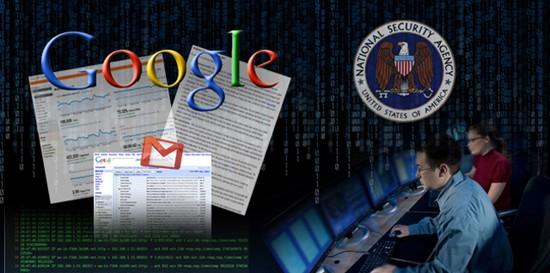 Google y NSA