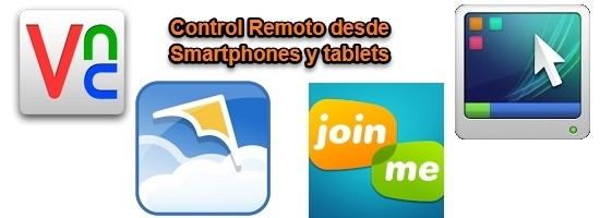 Cuatro programas para controlar tu PC desde el móvil