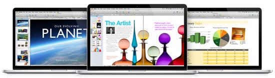 iWork de Apple