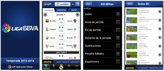 Liga BBVA App