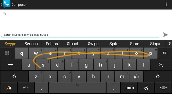 Los mejores teclados virtuales para smartphones