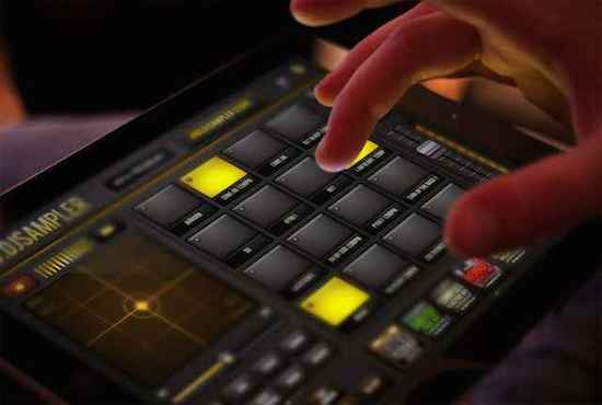 ipro-dj-sampler-ipad