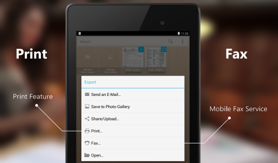 Aplicaciones para convertir tu smartphone en un escáner móvil - Nobbot