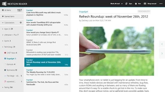Nextgen-Reader-Windows-8-Lectores-de-feeds-para-escritorio