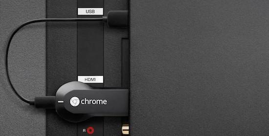 Siete aplicaciones para aprovechar al máximo tu Chromecast