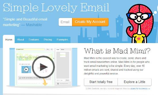 mad midi emailing