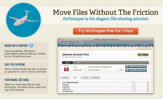 airdropper