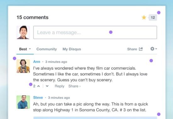 Los mejores sistemas de comentarios que puedes poner en tu web - Nobbot