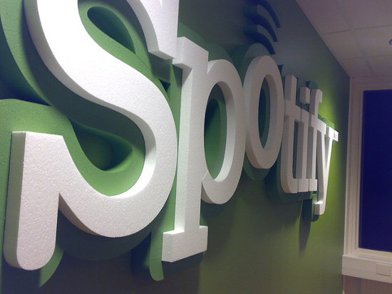 Spotify para músicos