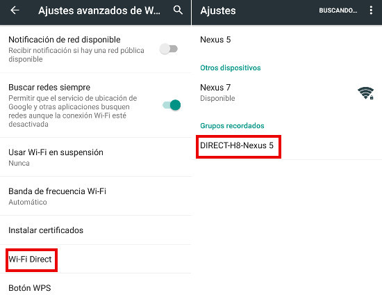 wifi-direct-configuracion