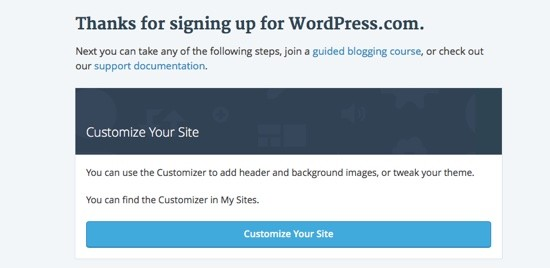 Wordpress gratis 1