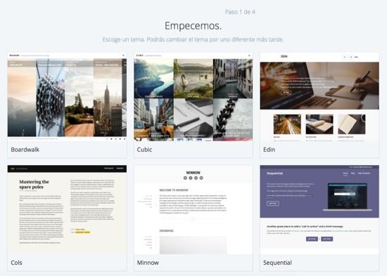 Wordpress gratis 6