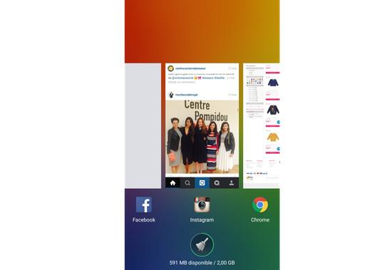 apps abiertas