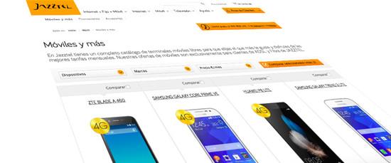 smartphone jazztel