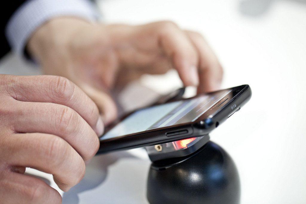 smartphone en MWC