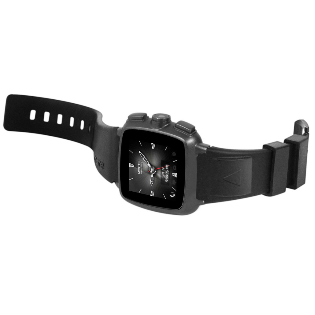 """El Omate TrueSmart fue uno de los primeros relojes inteligentes """"de la era moderna""""."""